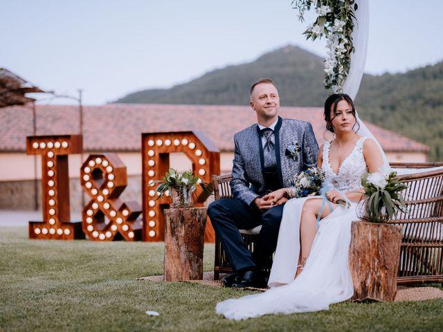 La boda de Raquel y Iván en Rubio, Barcelona 128