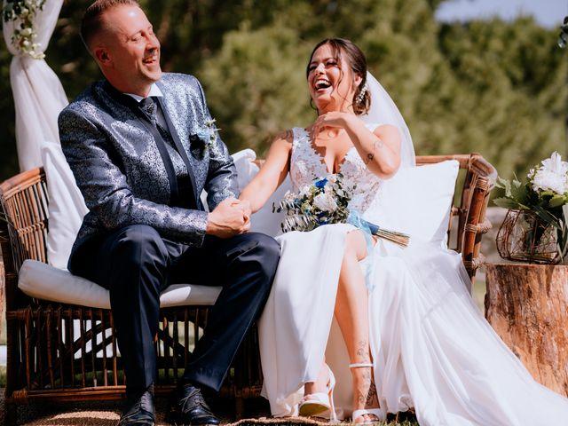 La boda de Raquel y Iván en Rubio, Barcelona 132