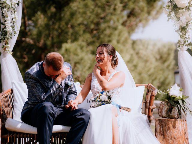 La boda de Raquel y Iván en Rubio, Barcelona 133