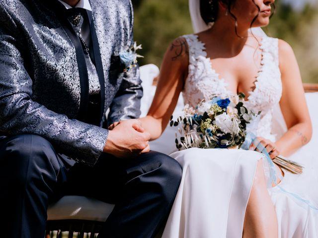 La boda de Raquel y Iván en Rubio, Barcelona 137