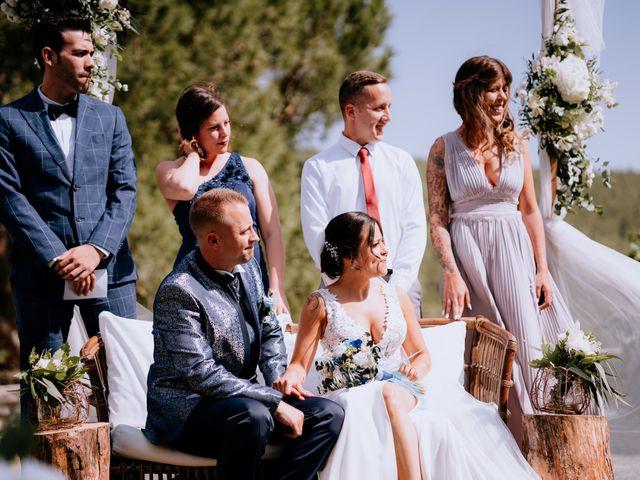 La boda de Raquel y Iván en Rubio, Barcelona 140