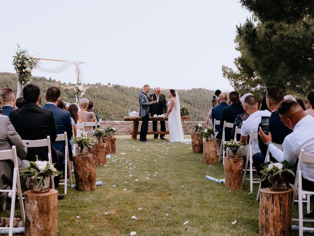 La boda de Raquel y Iván en Rubio, Barcelona 163