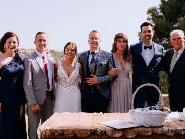 La boda de Raquel y Iván en Rubio, Barcelona 178