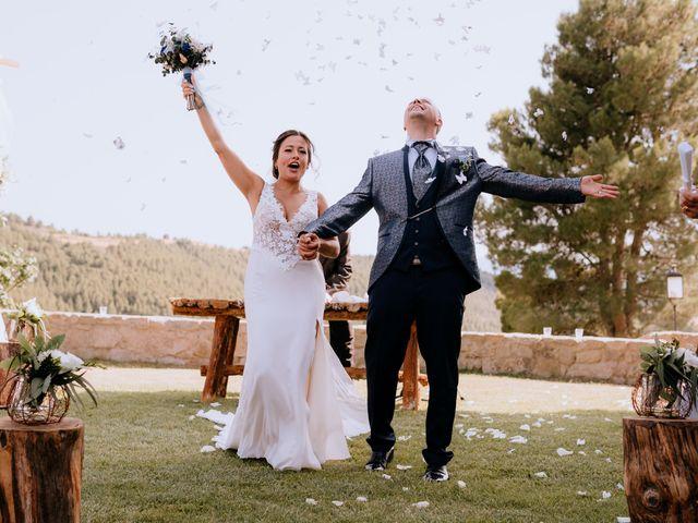 La boda de Raquel y Iván en Rubio, Barcelona 180