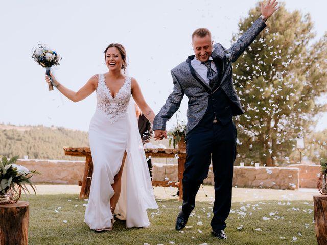 La boda de Iván y Raquel