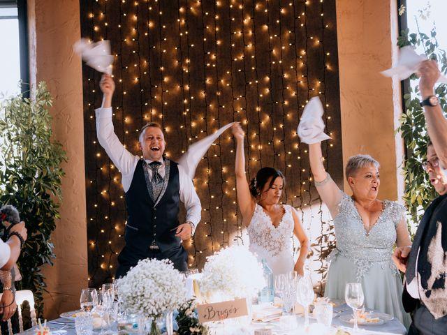 La boda de Raquel y Iván en Rubio, Barcelona 292