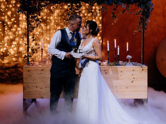 La boda de Raquel y Iván en Rubio, Barcelona 325