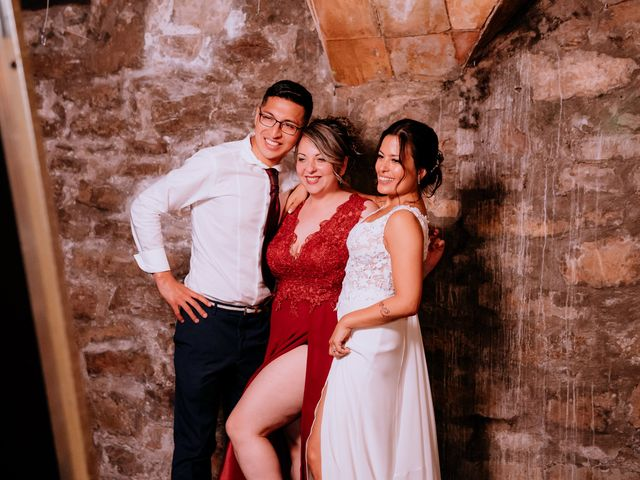 La boda de Raquel y Iván en Rubio, Barcelona 354