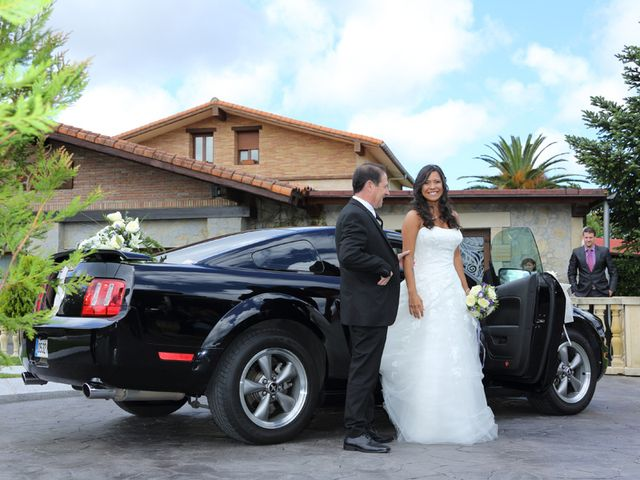 La boda de Borja y Ruth en Laukiz, Vizcaya 2