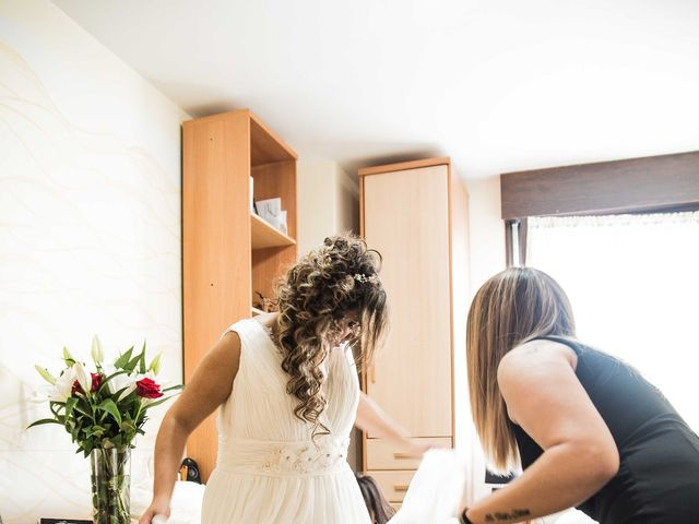La boda de Dani y Yez en Terrassa, Barcelona 6