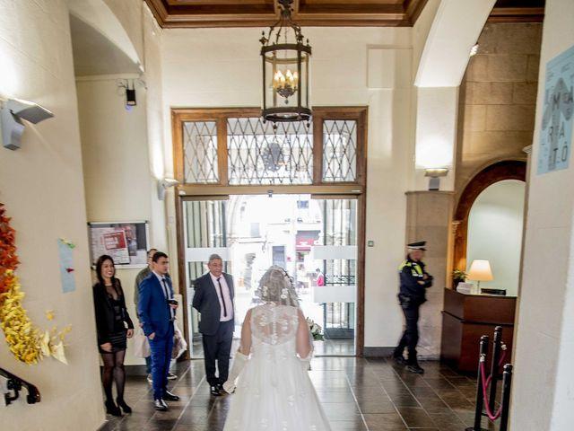 La boda de Dani y Yez en Terrassa, Barcelona 16