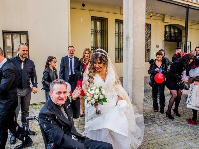 La boda de Dani y Yez en Terrassa, Barcelona 27