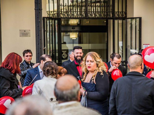 La boda de Dani y Yez en Terrassa, Barcelona 28