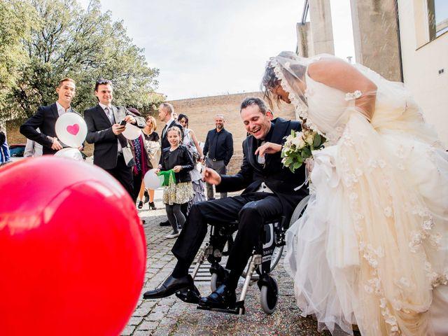 La boda de Dani y Yez en Terrassa, Barcelona 29