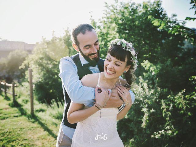 La boda de Saida y Carlos