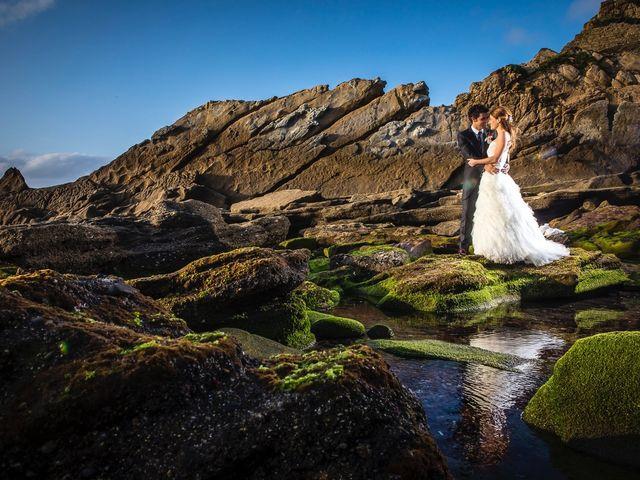 La boda de Zuhaitz y Marah en Santurtzi, Vizcaya 1