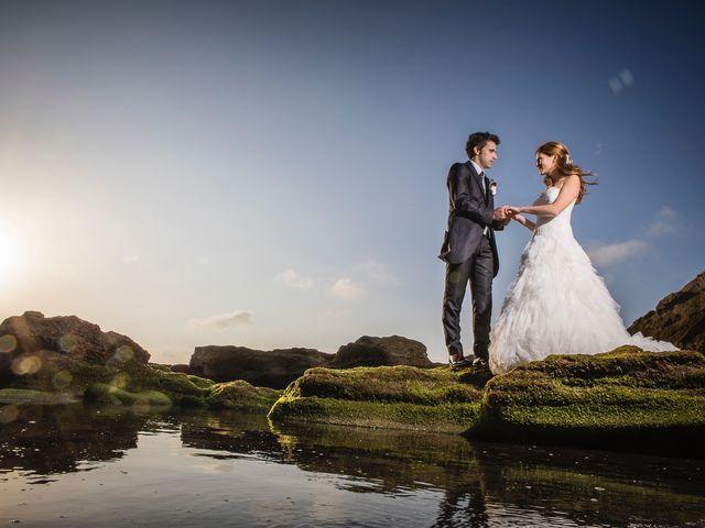 La boda de Zuhaitz y Marah en Santurtzi, Vizcaya 2