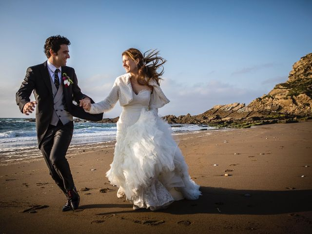 La boda de Zuhaitz y Marah en Santurtzi, Vizcaya 5