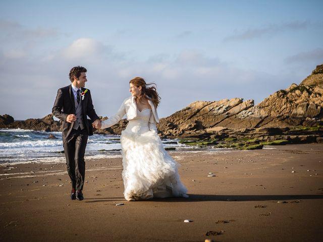 La boda de Zuhaitz y Marah en Santurtzi, Vizcaya 7