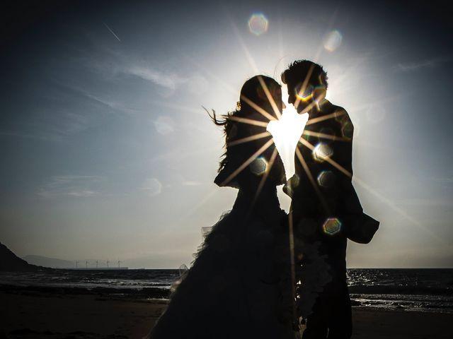 La boda de Zuhaitz y Marah en Santurtzi, Vizcaya 10