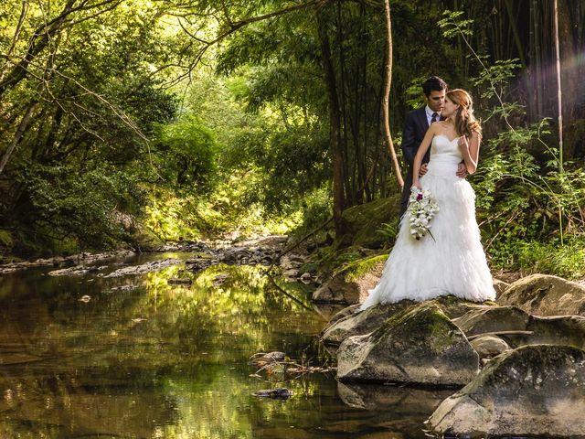 La boda de Zuhaitz y Marah en Santurtzi, Vizcaya 11