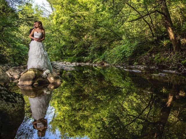La boda de Zuhaitz y Marah en Santurtzi, Vizcaya 13