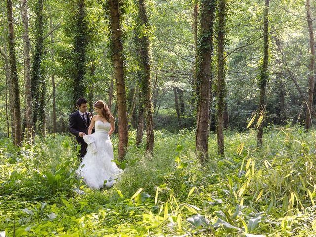 La boda de Zuhaitz y Marah en Santurtzi, Vizcaya 15