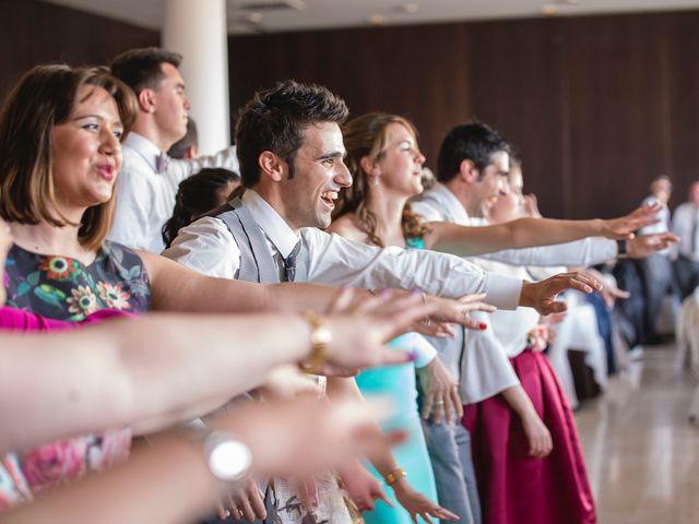 La boda de Zuhaitz y Marah en Santurtzi, Vizcaya 26