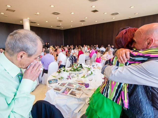 La boda de Zuhaitz y Marah en Santurtzi, Vizcaya 38