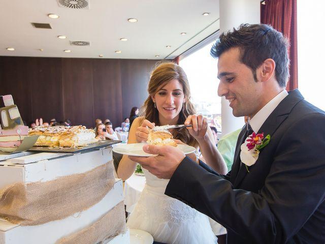 La boda de Zuhaitz y Marah en Santurtzi, Vizcaya 40
