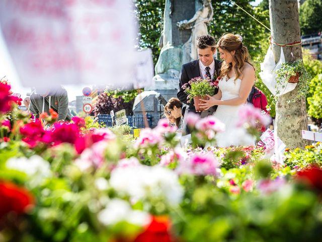 La boda de Zuhaitz y Marah en Santurtzi, Vizcaya 62