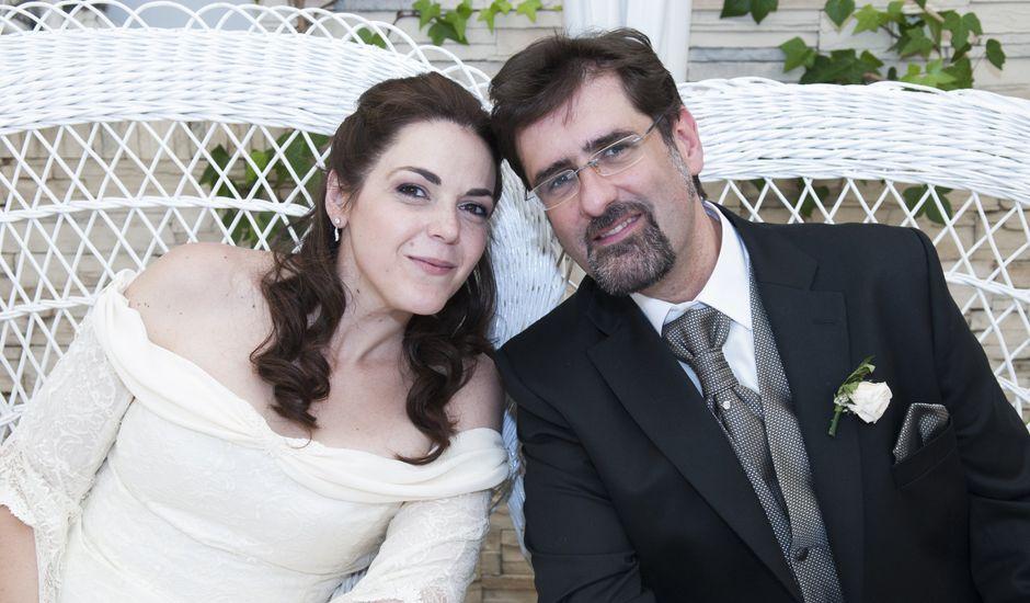La boda de Paola y Miguel en Alcalá De Henares, Madrid