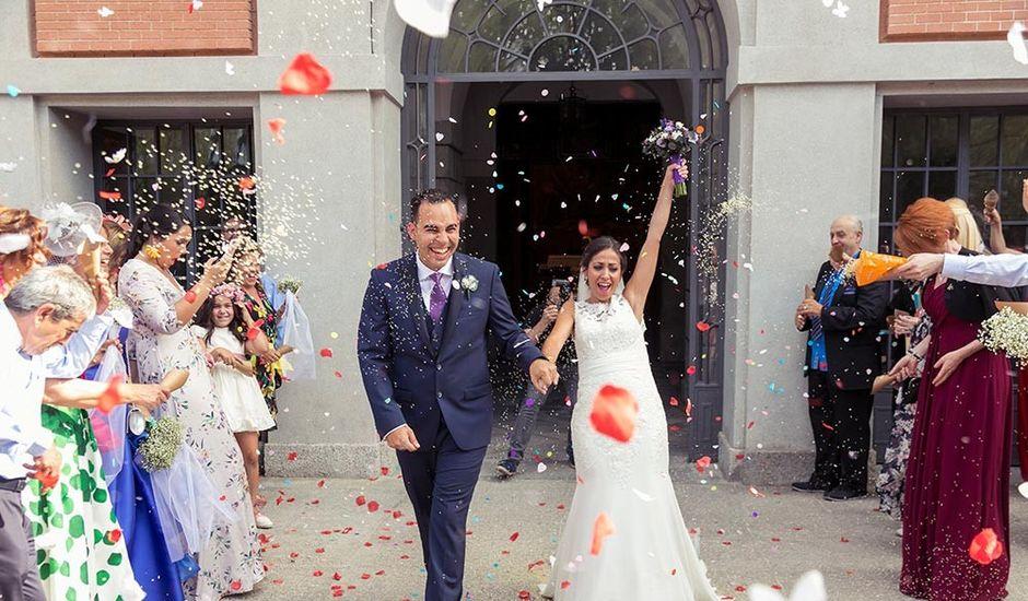 La boda de Raúl  y Alexandra  en Madrid, Madrid