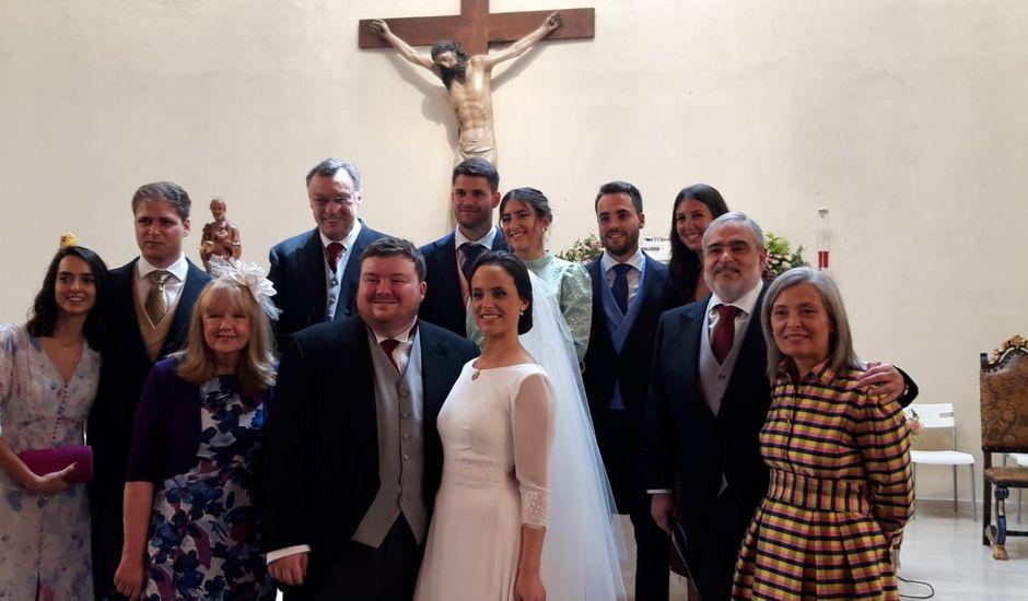 La boda de Cormac y Belén en Villanueva De La Cañada, Madrid