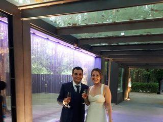 La boda de Coral  y Imanol