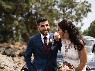 La boda de Yaiza y Airam