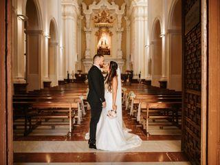 La boda de Maria Luz y Jose Javier