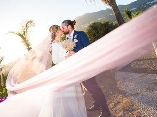 La boda de Agueda y Roberto