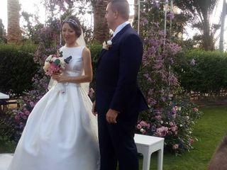 La boda de Inmaculada  y Juan  2
