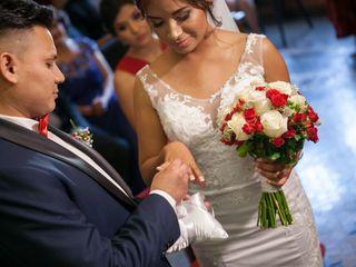 La boda de Maria y Mario