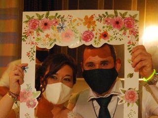 La boda de Naza y Berto 2
