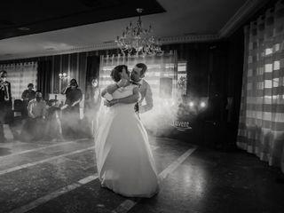 La boda de Naza y Berto