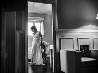 La boda de Elena y David 2