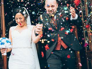 La boda de Raquel y Mino