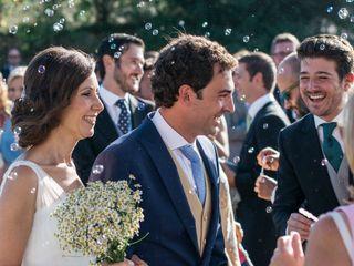La boda de Irene y Iñaki