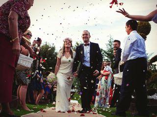 La boda de Gemma y Gustavo