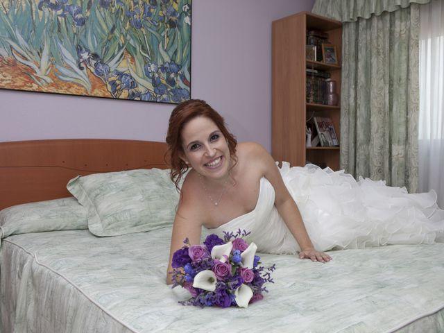 La boda de JuanPe y Noelia en Madrid, Madrid 9