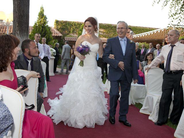 La boda de JuanPe y Noelia en Madrid, Madrid 15