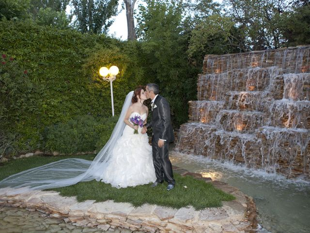 La boda de JuanPe y Noelia en Madrid, Madrid 17