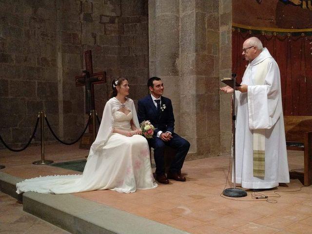 La boda de Imanol y Coral  en Olot, Girona 1